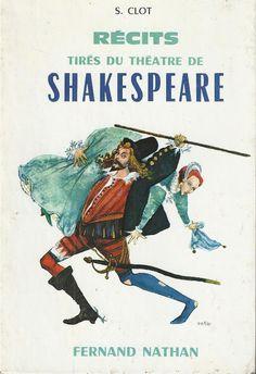 S. Clot, Récits tirés du théâtre de Skakespeare (1963)