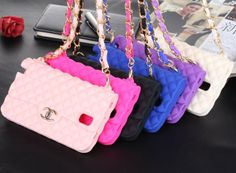 Cute & Fashion Girl Samsung Handbag Case Cover for Galaxy Note 3 - Shining & Crystal Samsung Cases - Samsung Cases