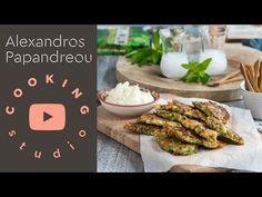 Κολοκυθοκεφτέδες | Alexandros Papandreou - YouTube Green Beans, The Creator, Food And Drink, Chicken, Vegetables, Greece, Food Ideas, Recipes, Youtube
