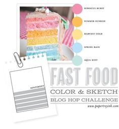 PTI August Blog Hop & Stamp-A-Faire