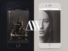 다음 @Behance 프로젝트 확인: \u201cAlexander Wang  |  Redesign Concept\u201d https://www.behance.net/gallery/31807623/Alexander-Wang-Redesign-Concept