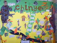 Chinye a West African Folktale » Classroom Displays