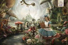 Canadauence TV: Os 150 anos de Alice no País das Maravilhas