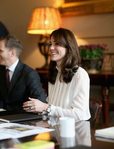 Here's What Kate Middleton Wears to the Office (No, Really!)