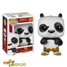po kung fu panda Funko Pop!