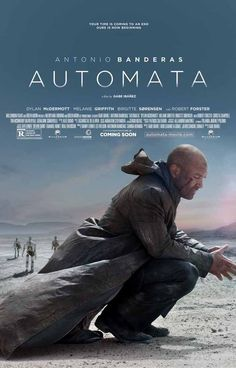 Directed by Gabe Ibáñez.  With Antonio Banderas, Birgitte Hjort Sørensen, Dylan McDermott, Melanie Griffith. Jacq Vaucan is an insurance agent of ROC robotics corporation who investigates cases of robots violating their primary protocols against altering themselves. What he discovers will have profound consequences for the future of humanity.