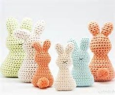 Mesmerizing Crochet an Amigurumi Rabbit Ideas. Lovely Crochet an Amigurumi Rabbit Ideas. Crochet Easter, Easter Crochet Patterns, Crochet Diy, Crochet Bunny, Crochet Patterns Amigurumi, Crochet Animals, Crochet Dolls, Knitting Patterns, Blog Crochet