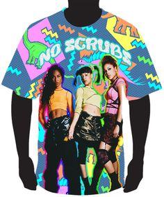 No Scrubs TLC Shirt