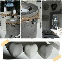 betong ute och inne: gjutet i betong