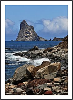 Roque de las Bodegas, Spain Copyright: Luis Garcia