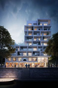 CGarchitect - Professional 3D Architectural Visualization User Community | Alfortville