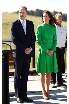 Kate Middleton's latest looks from the Australian Royal Tour