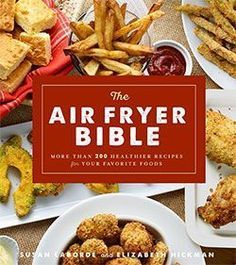 Air Fried Okra Recipe from The Air Fryer Bible Cookbook, The Healthy Kitchen Shop Air Fryer Oven Recipes, Air Fryer Recipes Chicken Wings, Power Air Fryer Recipes, Power Air Fryer Xl, Air Fried Food, Best Air Fryers, Kitchen Shop, Cooking Recipes, Healthy Recipes