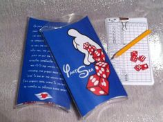 Disney Cruise Line Fish Extender Gift Idea: DIY YahtSea  (*Containers from www.PaperMart.com!)