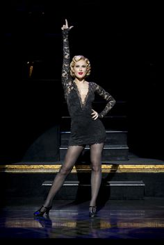 Rumer Willis as Roxie Hart (2015)