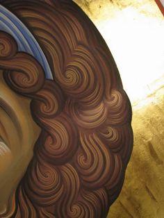 Розпис кафедрального собору (купо.. Archangels, Orthodox Icons, I Icon, Byzantine Art, Writing Icon, Paint Icon, Christian Art, Art Icon, Sacred Art