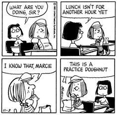 November 3rd, 1982 - practice dougnut