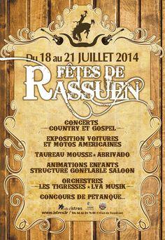 Les fêtes de Rassuen. Du 18 au 21 juillet 2014 à istres.