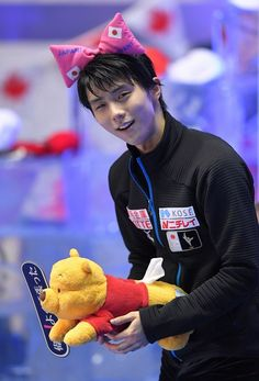 Hanyu at WTT 2017