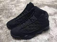 The Air Jordan 13 Black Cat Debuts In 2017