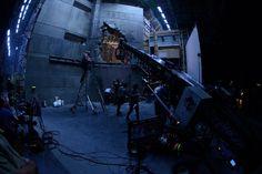 Imagen del rodaje de 'Lobezno Inmortal ' (The Wolverine)
