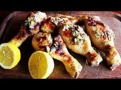 Patas de Pollo Asadas al Ajillo! Receta de Locos X el Asado - YouTube Carne Asada, Picnic Time, Diy Food, Food For Thought, Chicken Wings, Chicken Recipes, Grilling, Bbq, Paleo
