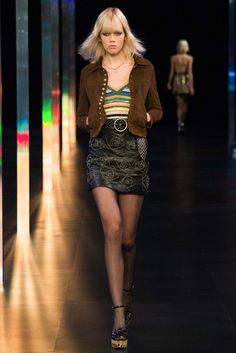 Saint Laurent Spring 2015 Ready-to-Wear - Collection - Gallery - Style.com