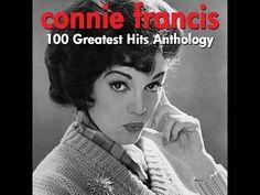 Connie Francis - 100 Greatest Hits Anthology (AudioSonic Music) [Full Album] - YouTube