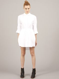 Acne Dee Solid Dress