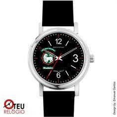 Mostrar detalhes para Relógio de pulso OTR 031 MARÍTIMO PRETO