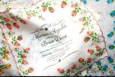 Mexican theme wedding invitations.