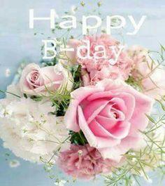 Happy Birthday Birthday Messages, Birthday Wishes, Happy Birthday Flower, Happy Cake Day, Birthday Balloons, Birthday, Birthday Poems, Happy Birthday Images, Birthday Stickers