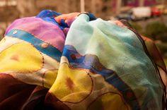 Sapna Cobre.100% destinado al proyecto Marina Silk, ayudamos a mujeres de India a mejorar su vida. www.luxeli.com