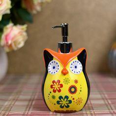Owl Handwash Liquid Bottle