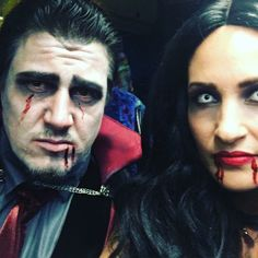 Vampire Couples Halloween Costume