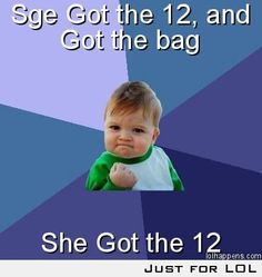 Got the bag