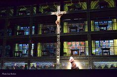 Festival d'opéra de Québec 2013 ''La Damnation de Faust'' Mise en scène par Robert Lepage (Ex Machina de Québec) Crédit photo Lise Breton