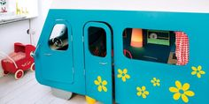 Cutest Trailer / Camper bunkbed ever