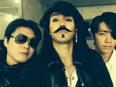 131211 Super Junior transform into pirates for their 'Treasure Island' concert Siwon, Donghae