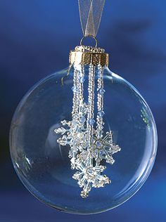 my favorite for clear ornaments