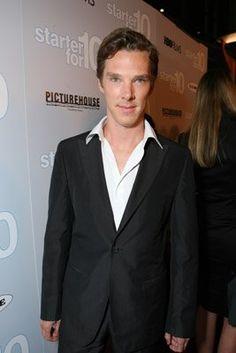 Benedict Cumberbatch at event of Starter for 10