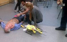 Ambulance drones