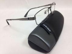 New Arrival!!! Giorgio Botto Men's Titanium Eyeglass Frame GB2448 - Gun metal