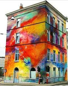 BADASS STREET ART AROUND THE WORLD !!! - - -  #streetart #art #street  #painting #drawing #artecallejero #skills #photography #fotografia #photo #powerful #streetart_and_graffiti #imagination #streetarteverywhere #urbanart #artist #dope #badass #arting #urban #urbanmuseum #ig_captures #stunning #amazing #expression #creative #imagination #colors #colorful #building