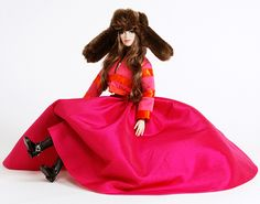 Isaac Mizrahi's limited edition doll will retail at $1000