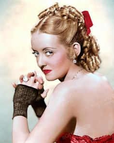 Happy Heavenly birthday to Bette Davis (born April in her Oscar winning performance in JEZEBEL She got eyes . Color by Old Hollywood Movies, Golden Age Of Hollywood, Vintage Hollywood, Hollywood Icons, Hollywood Glamour, Classic Hollywood, Happy Heavenly Birthday, Divas, Orry Kelly