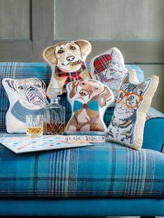 Pfister: Very british! British, Cushions, Romance, Teddy Bear, Couch Sofa, Toys, Funny, Animals, English