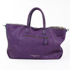 L.A. Snake Purple, $225, now featured on Fab.