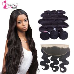 Malaysian Body Wave With Closure 13x4 Ear To Ear Lace Closure Malaysian Virgin Hair With Closure Human Hair Frontal With Bundles