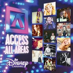 Disc 1: Gotta Be Me - Various Artists That's How We Do - Various Artists Keep It Undercover - Zendaya Take on the World - Rowan Blanchard & Sabrina Carpenter These Boots Are Made for Walkin' - Olivia